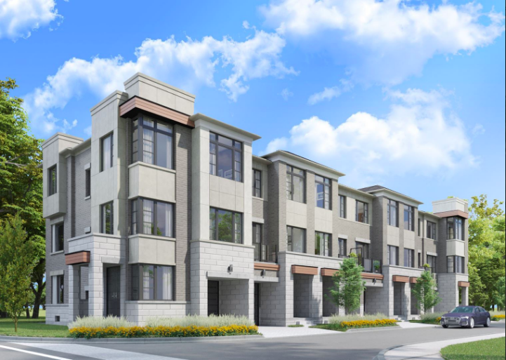 Twelve Oaks Towns - new townhomes in richmond hill
