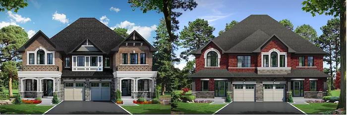 new uxbridge homes-semis