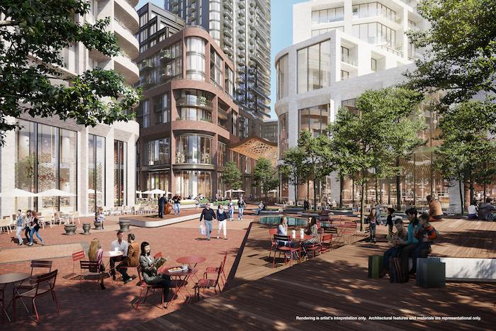 Galleria III - Public Spaces (POPs)