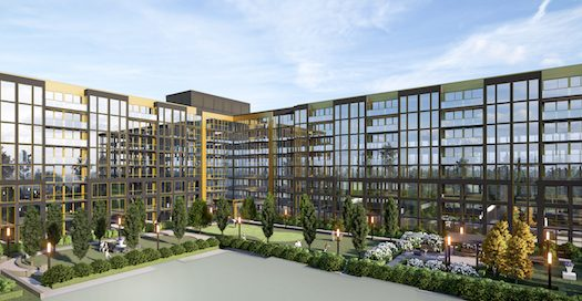 Nuvo-view L rendering-new condos oakville-2343 khalsa gate