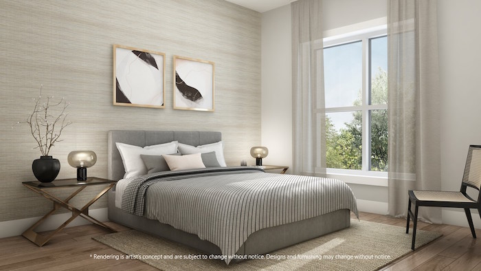 Lackner Ridge Condos - bedroom - new kitchener condos