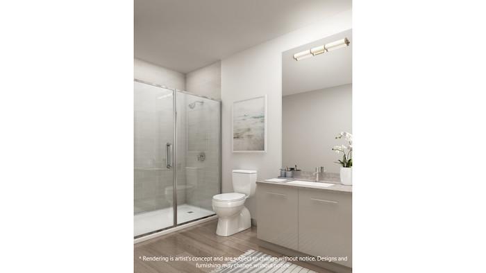 Lackner Ridge Condos - bathroom