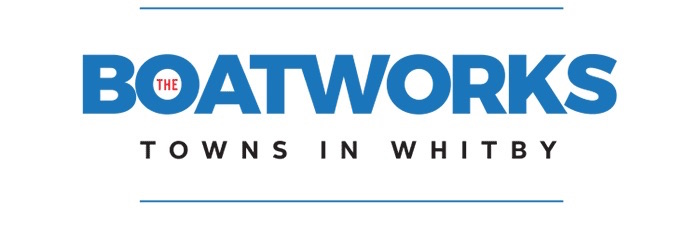 Boatworks Towns - logo-new whitby townhomes