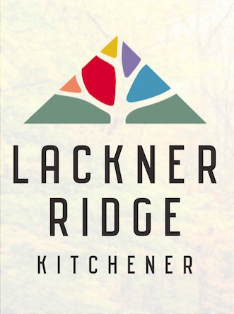 Lackner Ridge - Logo - new condos kitchener