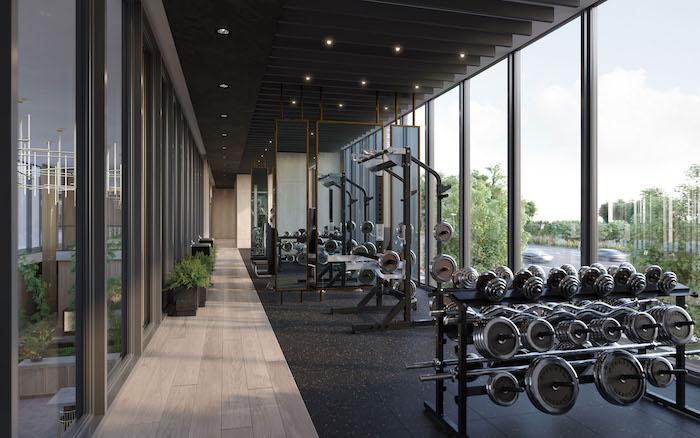 North Oak Condos - Fitness
