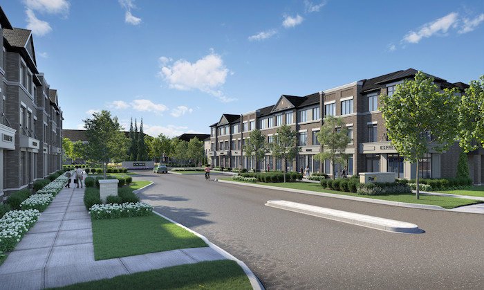 ParQ Roundabout - new brantford townhomes