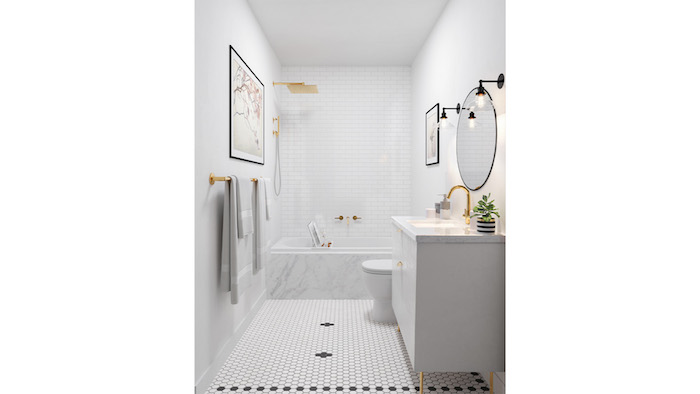Presto Modern Towns-bathroom
