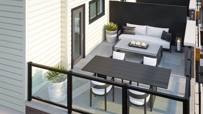 Presto Modern Towns-terrace-new scarborough townhomes