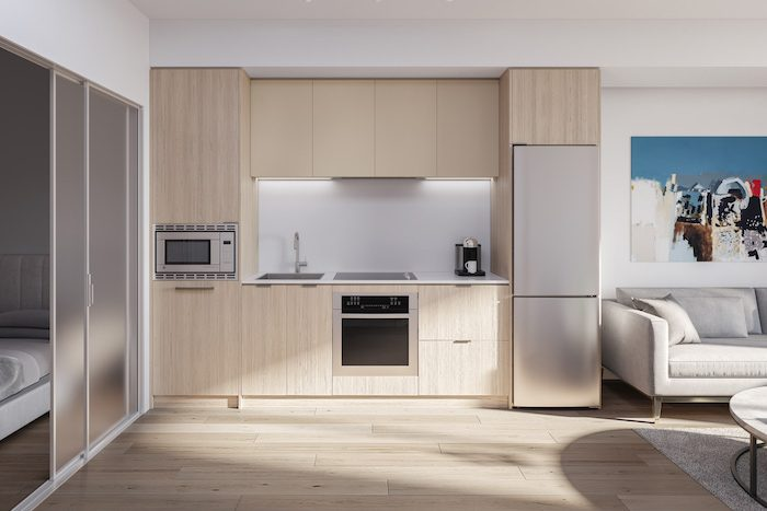 1 Jarvis Condos - Kitchen-without-island---Neige