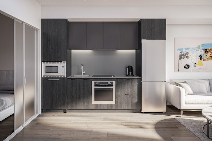 1 Jarvis Condos - Kitchen-without-island---Ombre