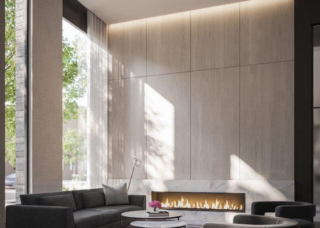 1 Jarvis Condos - Lobby-Lounge
