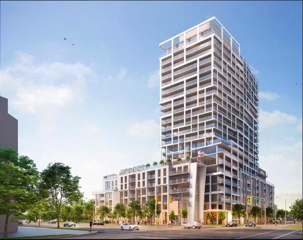 9825 Yonge St - hero view - new beverley acres condos