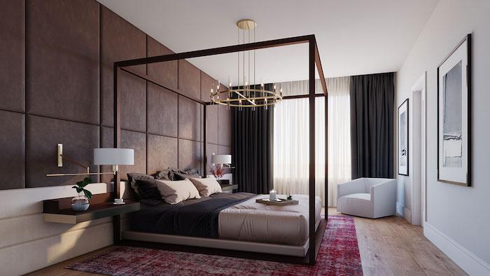 Harris Gate Towns - bedroom