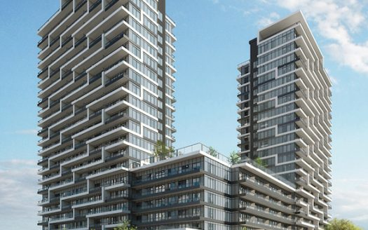 Joy Station Condos - hero view - new greensborough condos - 9781 markham rd
