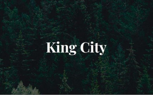 King City Homes by Acorn - logo