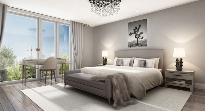 Richmond Hill Grace Townhomes - bedroom