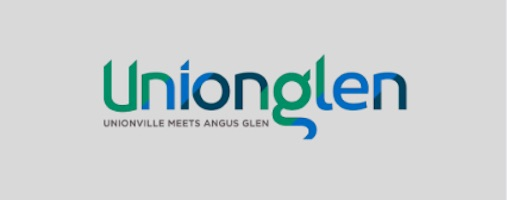Union Glen Homes and Towns - logo - new markham homes and towns