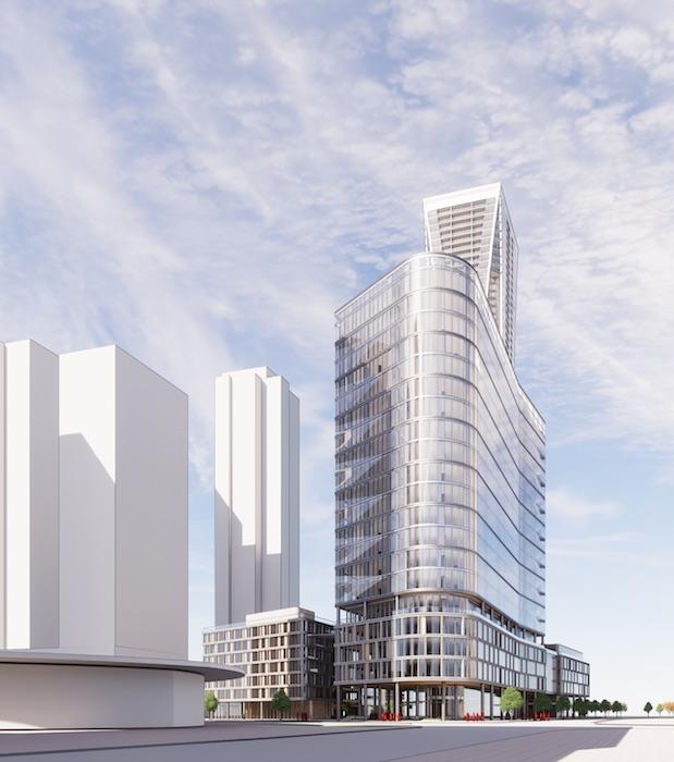 175 Millway Condos - commercial buildings - new vaughan metropolitan centre condos