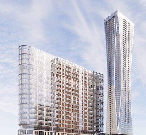 175 Millway Condos - hero view - new vaughan metropolitan centre condos