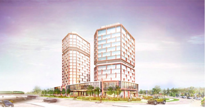 271 Cornwall Rd Condos - hero view - new condos downtown oakville