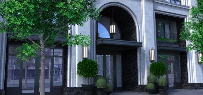 3180 Yonge St Condos - exterior facade - new bedford park condos