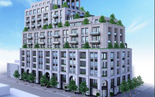 3180 Yonge St Condos - profile view - new bedford park condos