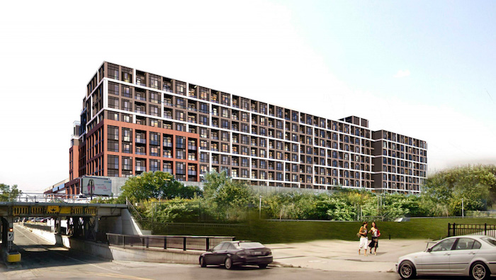 840 Dupont St - hero view - new christie pits condos