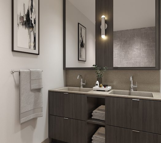 Bayview at The Village- 3 Bedroom Bathroom