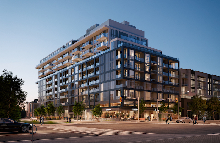 Bayview at The Village - hero view - new condos bayview village - 625 sheppard ave
