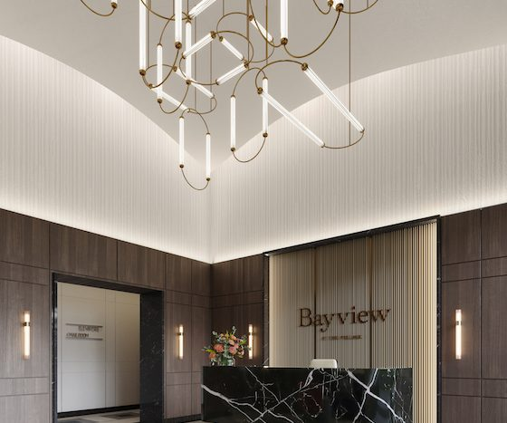 Bayview at The Village- Lobby