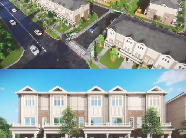 SmartLiving Townhomes - London - smartcentres homes & townhomes - 1280 fanshawe park rd