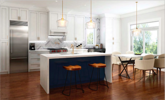 Victory Green Homes - kitchen