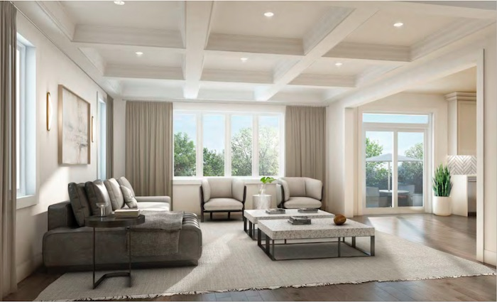 Victory Green Homes - living room