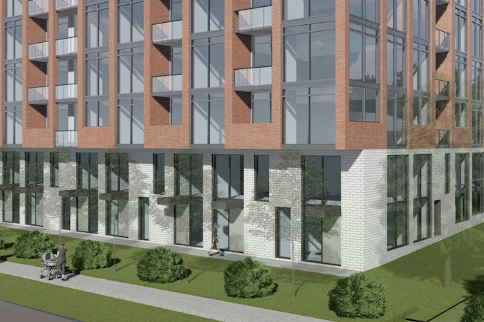 1184 Wilson Ave Condos - lower floors