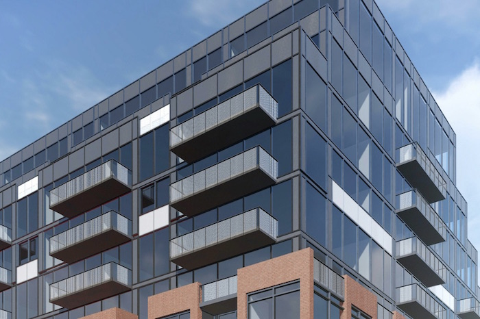 1184 Wilson Ave Condos - top floors - downsview condos