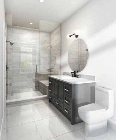High Point Urban Towns - bathroom - richmond hill townhomes