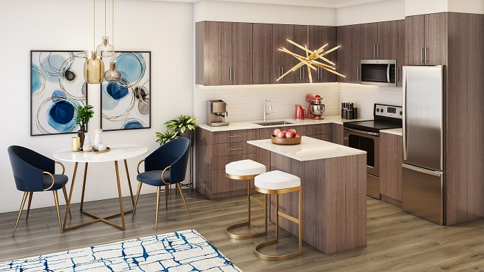 LakeVu Two - 1-Bedroom Suite