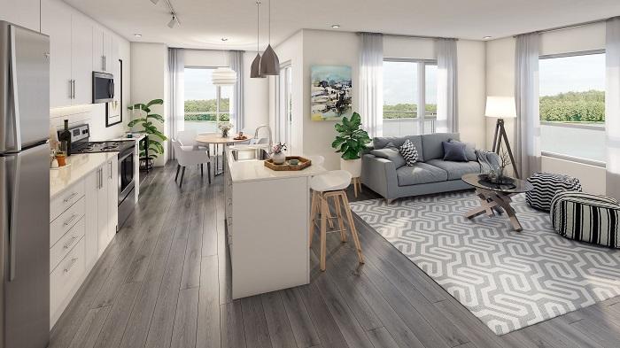 LakeVu Two - 2-Bedroom Suite