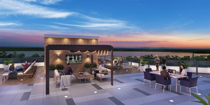 LakeVu Two - Rooftop Terrace
