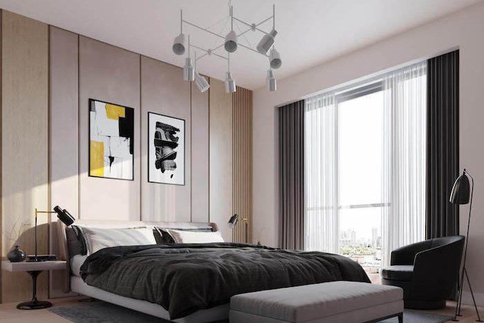Nahid on Broadview Condos - bedroom