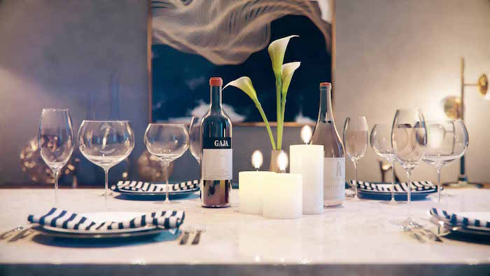 Nahid on Broadview Condos - dining room
