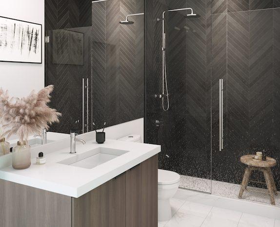 Stanley District Condos 2 - Bathroom