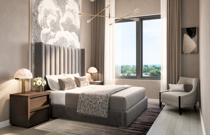 Stanley District Condos 2 - Bedroom
