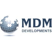 MDM Developments - resized logo