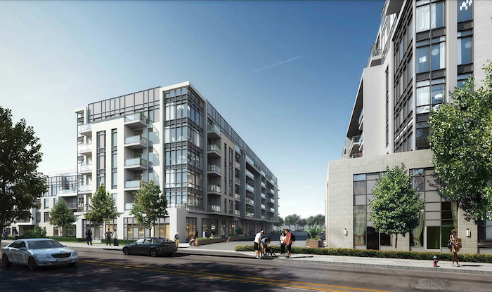 172 Finch Ave West Condos - street view