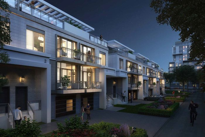 172 Finch Ave West Condos - townhome